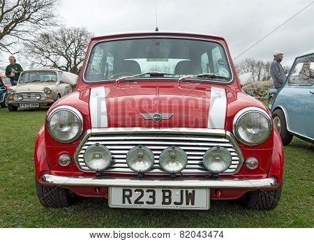 Mini Motor Car