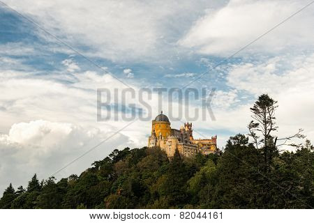 Pena National Palace, Portugal, Sintra