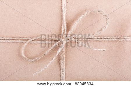 Brown Wrapping Paper Background