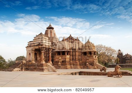 Devi Jagdambi Temple, Khajuraho., Unesco World Heritage Site