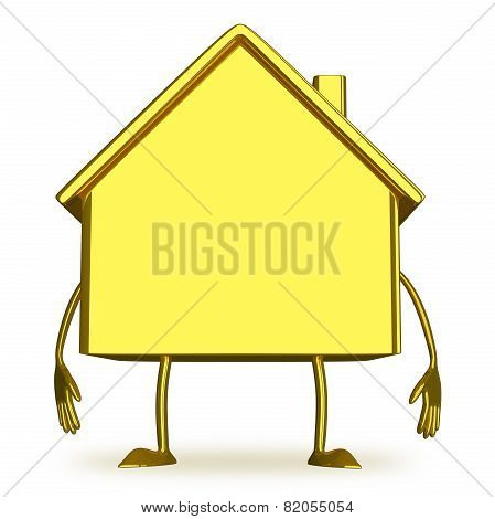 Gold Cottage Character