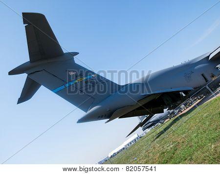 Lockheed C-5 GalaxyTail