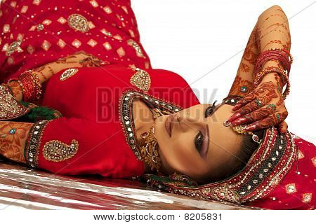 Beautiful Bangali Bride