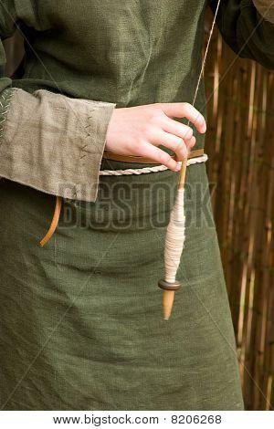 Spinner Spinning Coton Thread