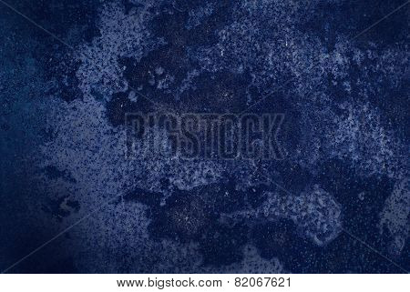 Abstract Dark Blue Surface