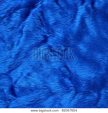 Faux fur texture background