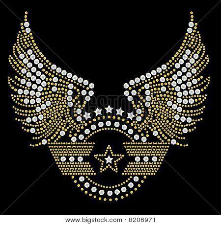 military symbol artwork