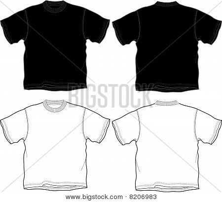 men t shirts template