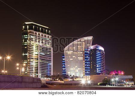 Intercontinental Hotel in Dubai