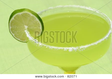 Margarita On Green