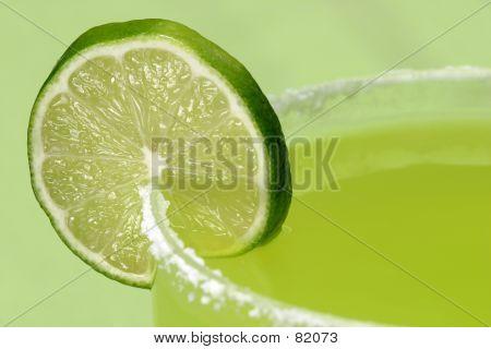 Limón jugoso & sal