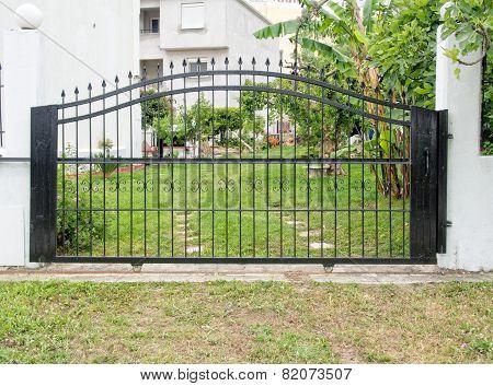 Closed Gates