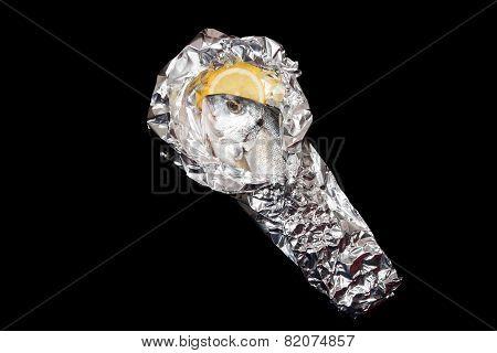 Fresh Dorado In Foil