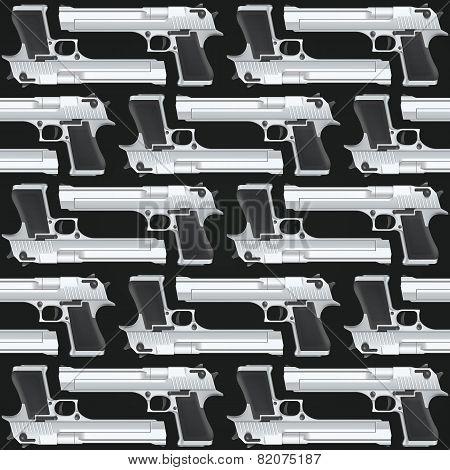 Seamless texture pistols