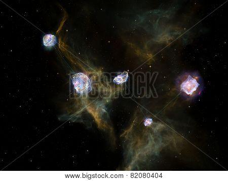 Vision Of Stars