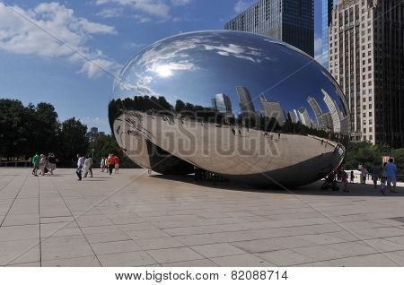 The Steel Bean in Chicago