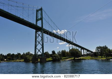 The Thousand Island International Bridge