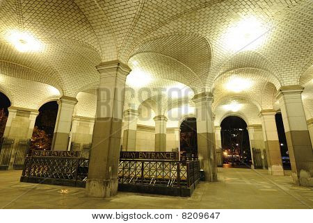 Subway Entrance Hall
