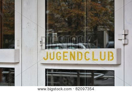 youth club in Berlin