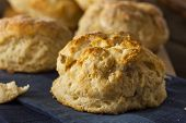 ������, ������: Homemade Flakey Buttermilk Biscuits