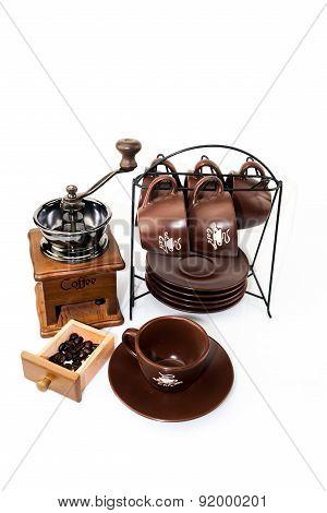 Coffee Equipment Set