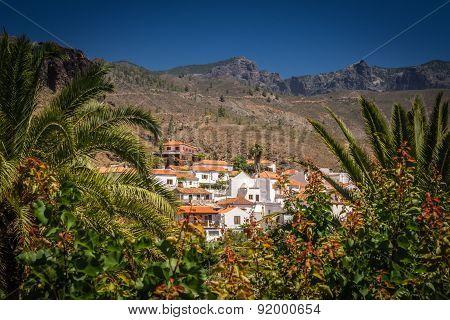 Fataga village