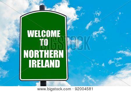Welcome To Northern Ireland