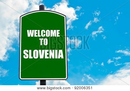 Welcome To Slovenia