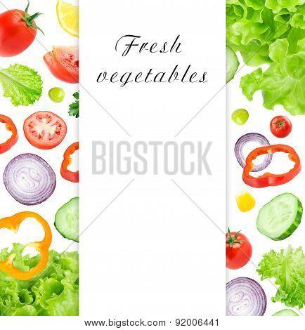 Mixed Fresh Vegetable