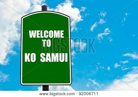 Welcome To Ko Samui