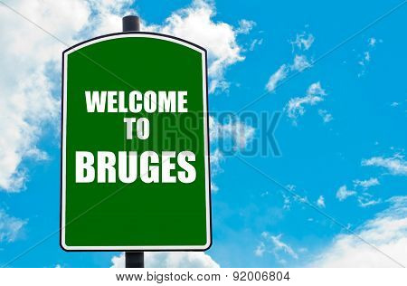 Welcome To Bruges