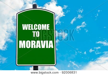Welcome To Moravia