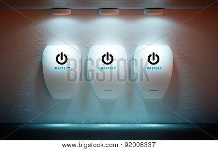 New Energy Concept