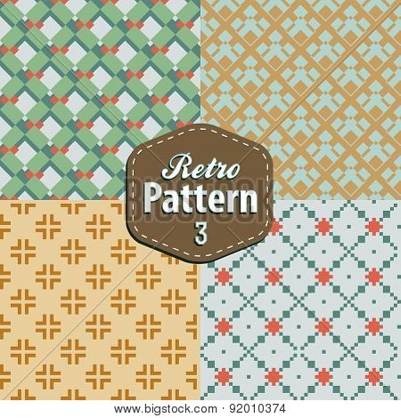 set of patterns