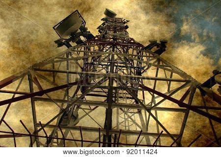 Grunge Telecommunication