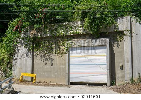 Small Storage Gate