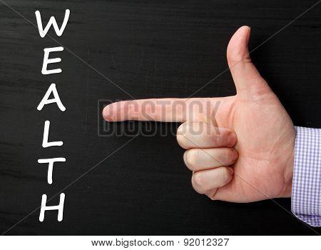 Wealth his Way