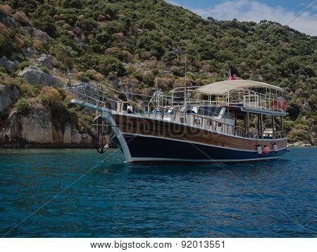 Turkish Pleasure Boat