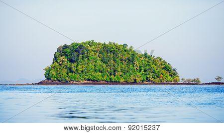 Andaman Sea Island