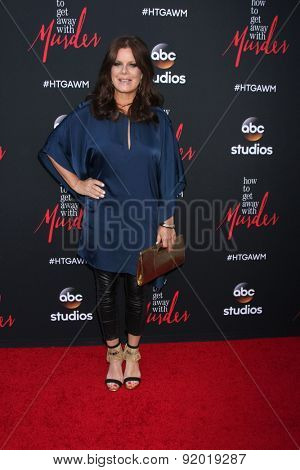 LOS ANGELES - MAY 28:  Marcia Gay Harden at the