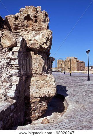 Castles in Kolossi.