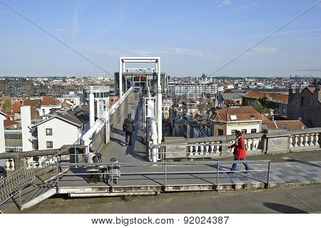 Panoramic Lift Ascenseur Des Marolles