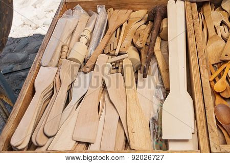 Handcrafted Kitchen Utensils
