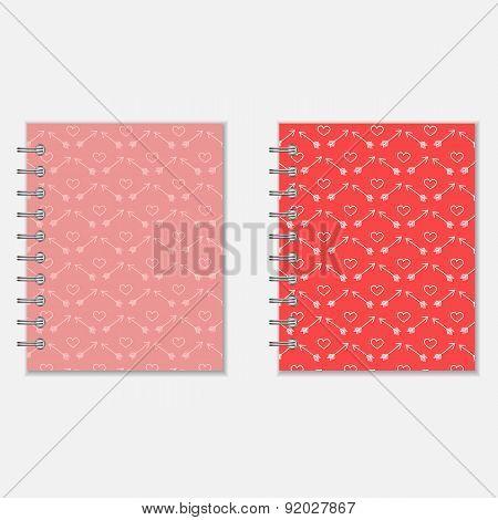 Love diary design