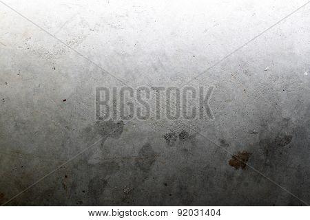 Closeup of textured concrete background