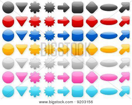 Empty Color Icon