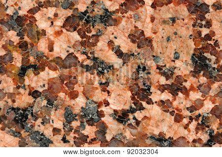 Granite Texture Macro