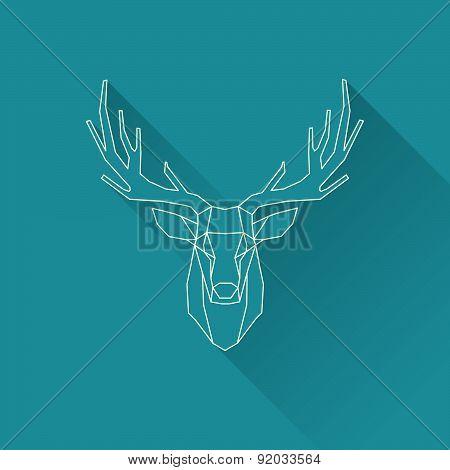 Deer Frame Invert