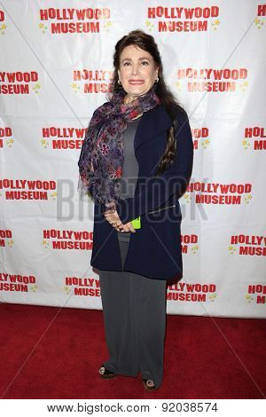 LOS ANGELES - MAY 27: Donelle Dadigan at the Marilyn Monroe Missing Moments preview at the Hollywood Museum on May 27, 2015 in Los Angeles, California