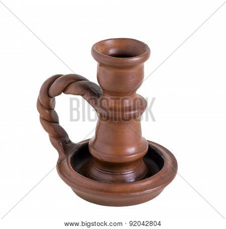 Candlestick Clay